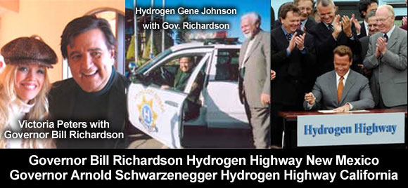 Gov. Bill Richardson and Gov. Schwarzenegger - Sustainable Angels