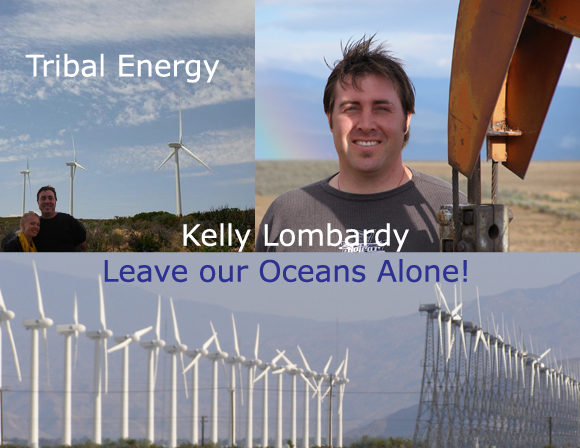 Kelly Lombardy - Tribal Energy - Sustainable Angels!