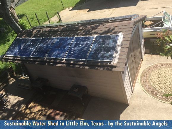Sustainable Water Shed in Little Elm, Texas that could transform the nation by Chris Sanders