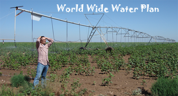 Christopher Sanders - Air to Water for Agricultural use!